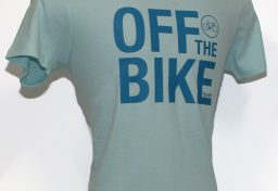 COTTON T-SHIRT OFF THE BIKE