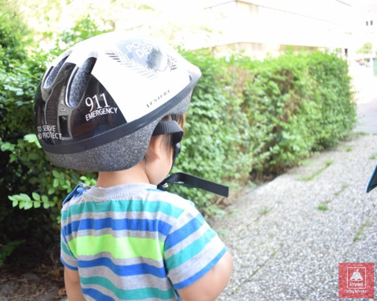 子どもは自転車ヘルメットの着用が必須!?
